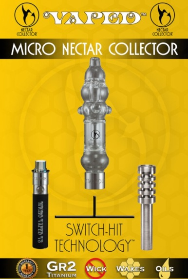 micro nectar collector